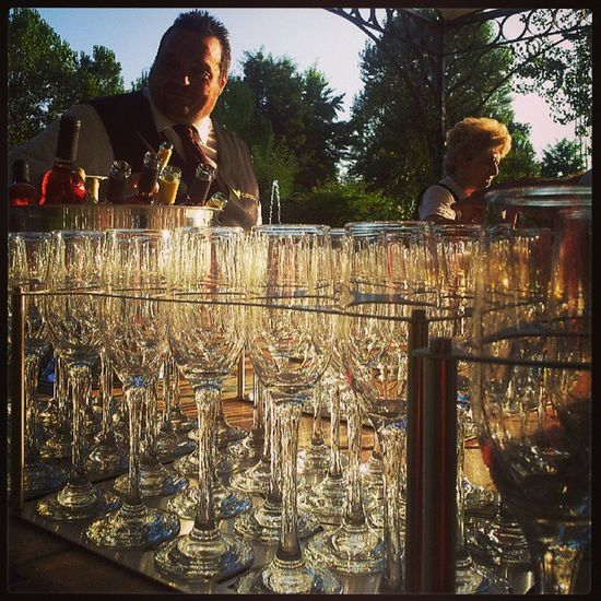 Matrimonio Fedi &ale Bicchieri Infiniti