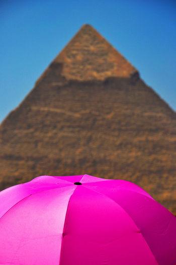 Antique Cairo Egypt Civilation Colors Giza Blue Sky Fashion Photography Surrealist Art
