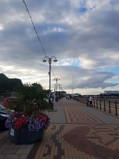 Cleethorpes seafront
