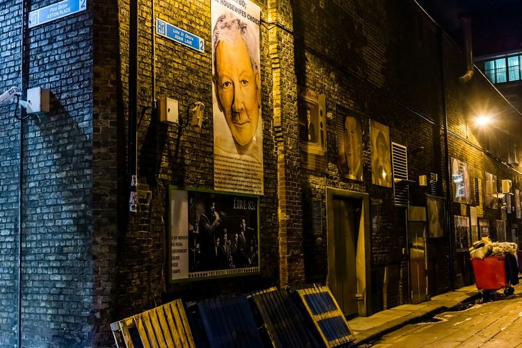 Dublin Night Photography Nightphotography City Life Cityscapes Traveling