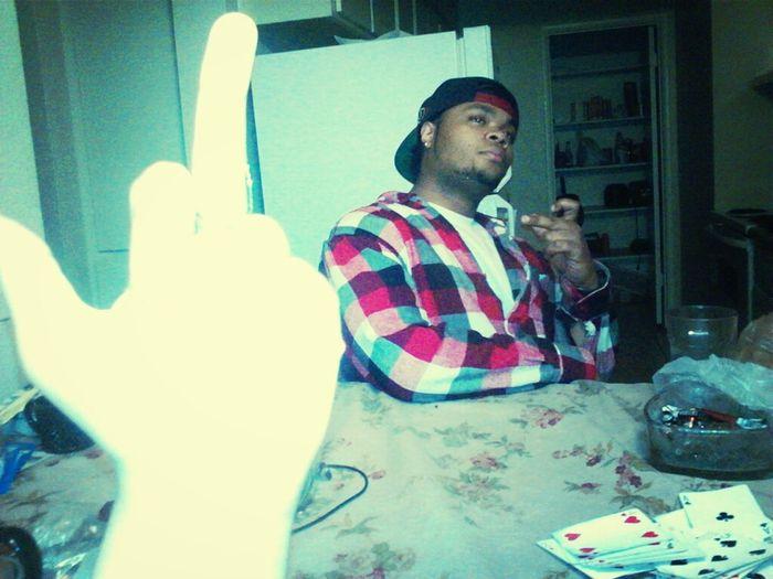 we said fuc idddd.! lol