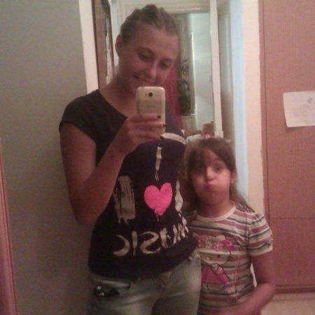 Blesavica Moja Sister Una