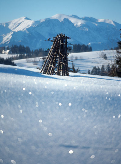 Tatry, Poland Beauty In Nature Cold Temperature Mountain Nature Outdoors Poland Polen Snow Tatry Tatrymountains Winter Winter Winter Mountains