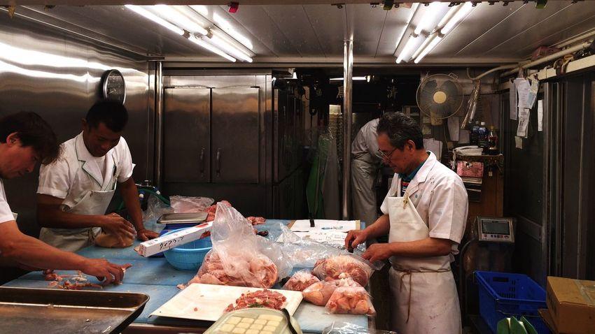 Meat Shop this shop is expert of chiken and duks 鳥清torisei