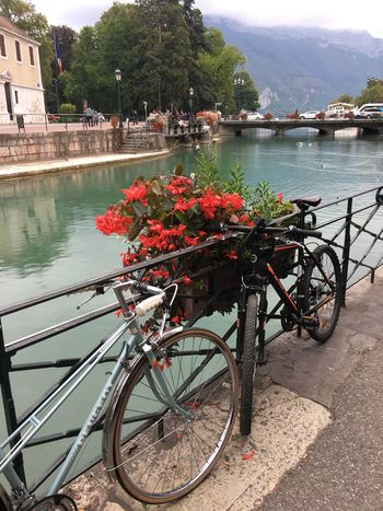 Annecy, France Annecylake Bike Travel Stroll