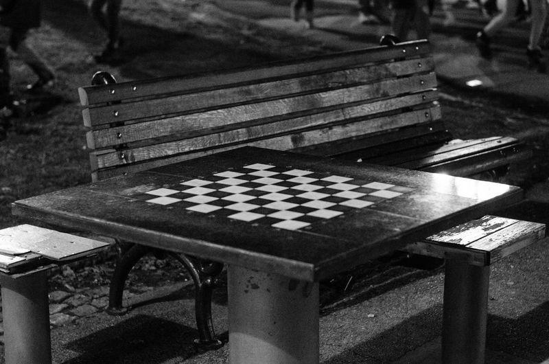 no chess