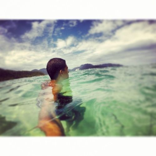 Freedom. Gopro Hero3 Paradise Beach Trippics