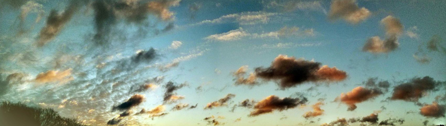 Guten Morgen Banditen Cloudporn Goodmorning Sky