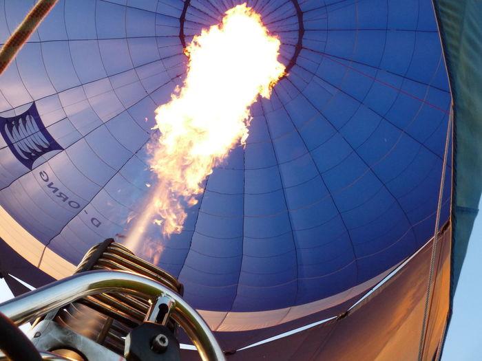 Flame Hot Air