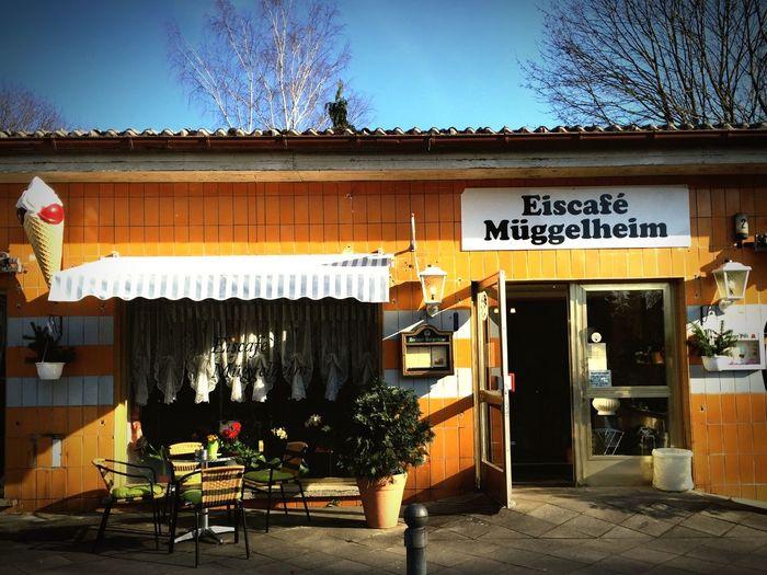 Müggelheim Eiscafe