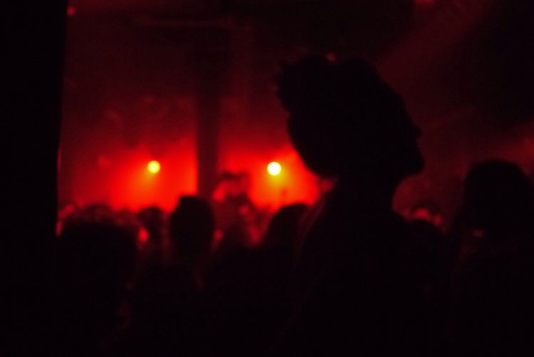 Clubbing Xoyo Todd Terje Nightclub Red Lights Photography In Motion