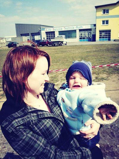 Mein Kleiner Schatz Und Ich :)