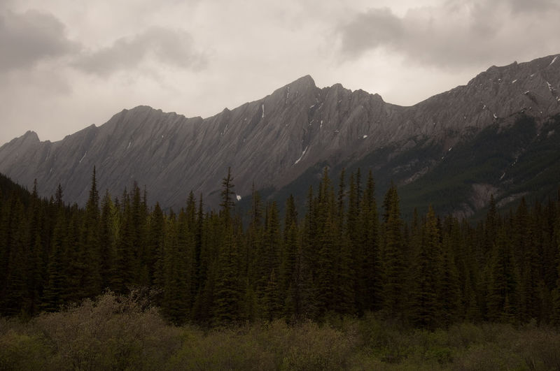 Agnostic Front Canada Darkness And Light Lowkey  Mountain Range Mountains And Sky Mystic World Of Nature Nature Scenery Pictures DSLR APS-C