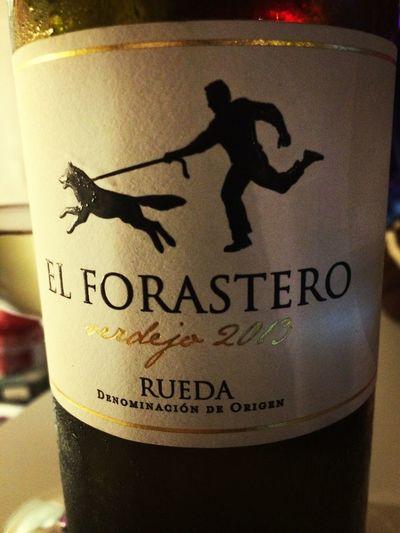 Wine Tasting Wine tasting el forastero Verdejo