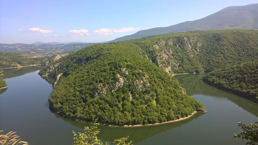 Vrbas river in Bosnia and Herzegovina Bosnia And Herzegovina Green Holiday Landscape Mountain Range Non-urban Scene Outdoors River Travel Traveling Trip Vacation Voyage Vrbas