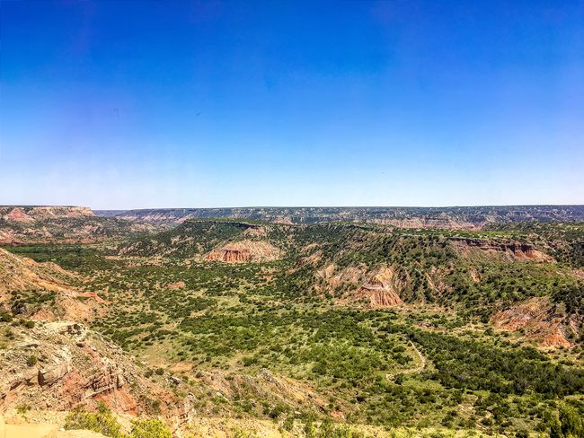 Palo Duro Canyon in Texas American Southwest Canyon Desert Desert Beauty Outdoors Palo Duro Canyon, TX Texas Panhandle