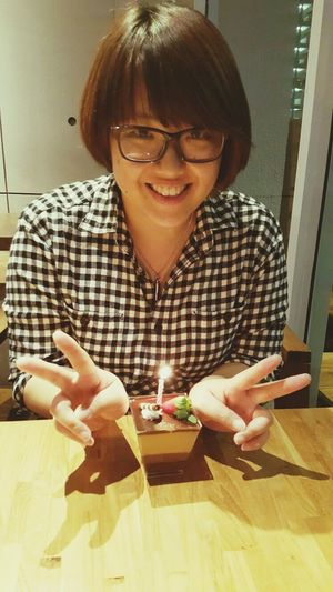 Happy Birthday to I! Lasttwenties Stillyoung
