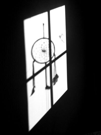 Shadow Window Circle Dreamcatcher Dream Catcher