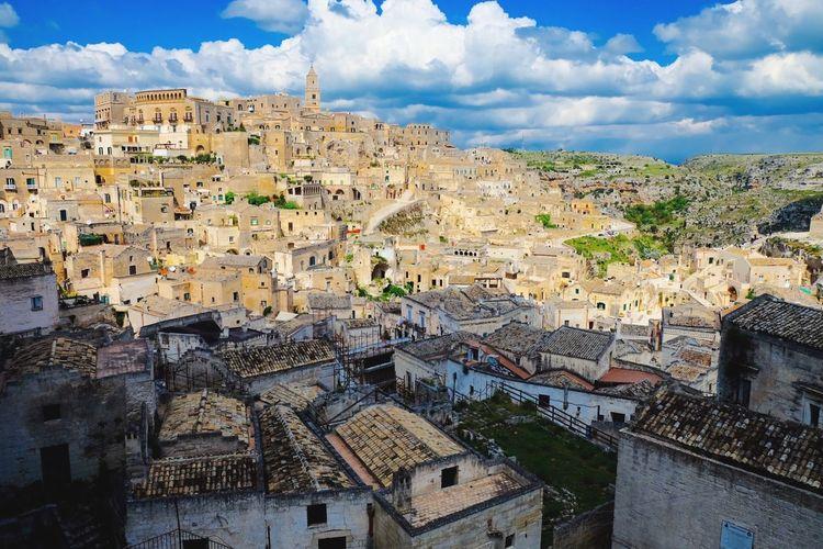 Been There. EyeEm Selects Matera Italy Basilicata Sassidimatera Matera2019 Panoramic