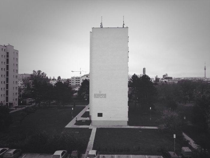 Vienna Monochrome Building