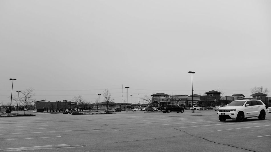 Visual Journal April 14, 2018 Lincoln, Nebraska A Day In The Life Camera Work EyeEm Best Shots Getty Images Parking Lot Photo Essay Rural America Suburban Landscape Visual Journal Always Taking Photos America Architecture Building Exterior Built Structure Car City Clear Sky Copy Space Day Eye For Photography Fujifilm_xseries Land Vehicle Minimalism Mode Of Transportation Monochrome Motor Vehicle My Neighborhood Nature No People Outdoors Photo Diary Road S.ramos April 2018 Sky Small Town Stories Street Street Light Suburbia Transportation