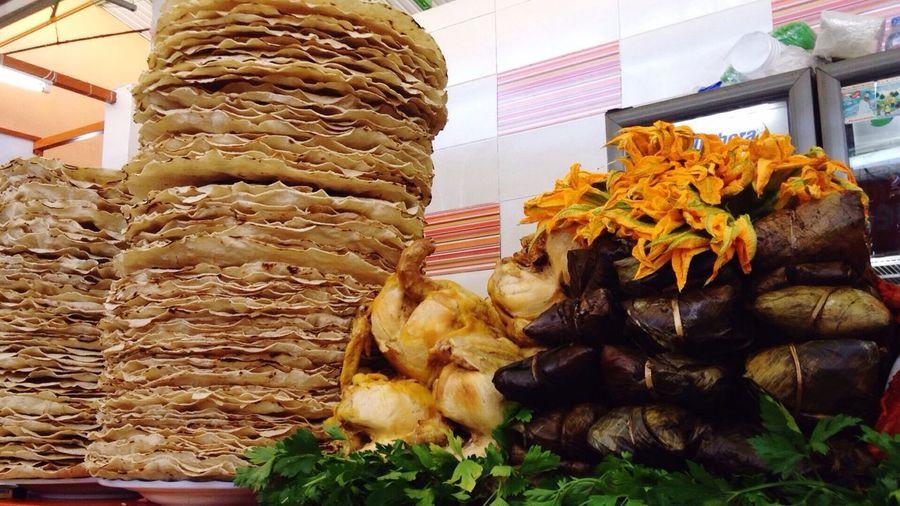 Oaxaca México  OaxacaCuisine Foodporn Foodgasm LoveIt ❤️ Tlayudas Holyweek Vacation Oaxaca De Juárez