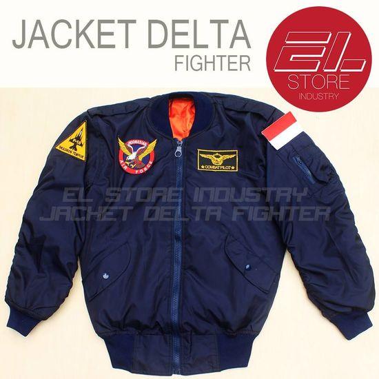 Jaket Pilot delta fighter Penerbang + 4 Patch (EL Store Industry) GARANSI KUALITAS 3 HARI METERIAL: -DACRON -NYLON >TAHAN TERHADAP RESAPAN AIR INTENSITAS RENDAH (HUJAN) >TERHADAP RESAPAN ANGIN >MENGGUNAKAN BAHAN BAKU BERKUALITAS TINGGI >WARNA JAKET TIDAK MUDAH PUDAR >MUDAH DI BERSIHKAN >UKURAN ALL SIZE M-L-XL-XXL >BAGIAN PERGELANGAN TANGAN DAN PERUT BAWAH ELASTIS (MENGIKUTI POLA BADAN) >UNISEX DAPAT DIGUNAKAN OLEH PRIA DAN PEREMPUAN >TERDAPAT 3 METERIAL LAPISAN BERBAHAN TEBAL >MEMILIKI 4 BAGIAN SAKU/KANTONG DI BAGIAN LENGAN,DADA BAWAH DAN DI DALAM JAKET NOTE: -HARGA SUDAH DENGAN 1 JAKET DELTA FIGHTER DAN 4 PATCH SESUAI DI DISPLAY -PATCH DAN WARNA JAKET DAPAT PILIH SESUAI PILIHAN KAMU -PATCH MASIH TERPISAH DARI JAKET AGAR DAPAT DISESUAIKAN SMS/WhatsApp : 081285432323 LINE : ELSTOREINDUSTRY BBM: 5B266BE5 FACEBOOK: EL STOR INDUSTRY Jakarta Indonesia Medan Bali, Indonesia Surabaya Aceh Kalimantanselatan Kalimantan Kalimantan Selatan Tebet Yogyakarta Lampung First Eyeem Photo