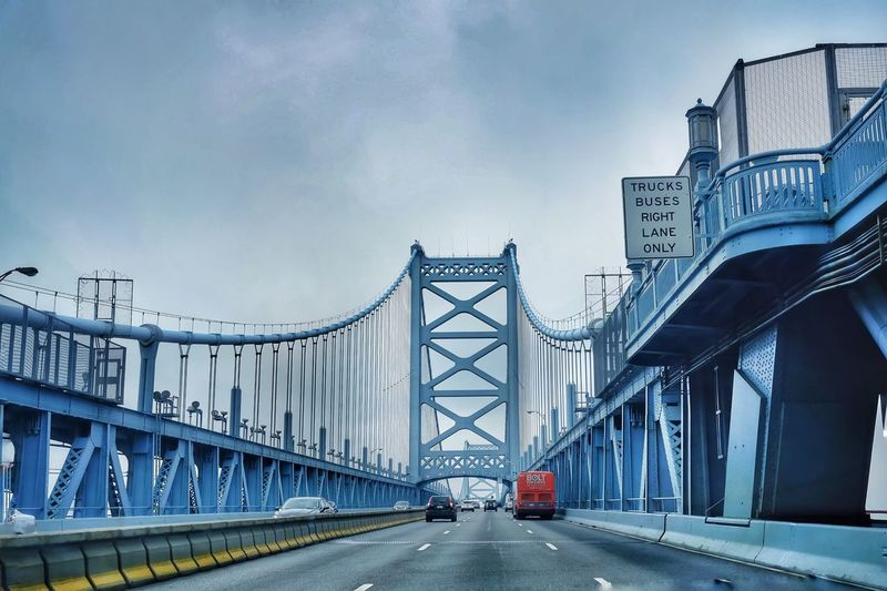 Benjamin Franklin Bridge  Streets Of Philadelphia Exploring Philly The Roll Latergram Iphone6 Mobilephotography Good Times