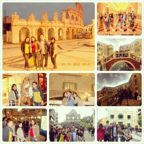 Macau Thevenevetian 2012