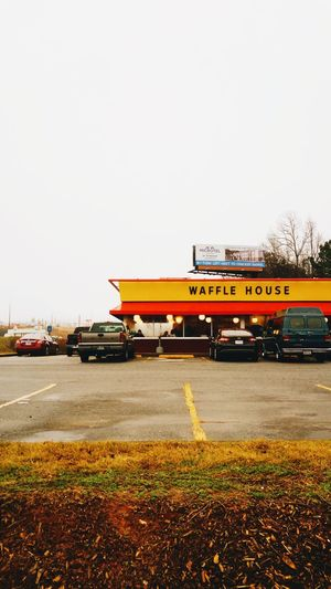 """""""Okay then"""" Hanging Out Check This Out VSCO Travel Southern Travelgram Wafflehouse Americana"""