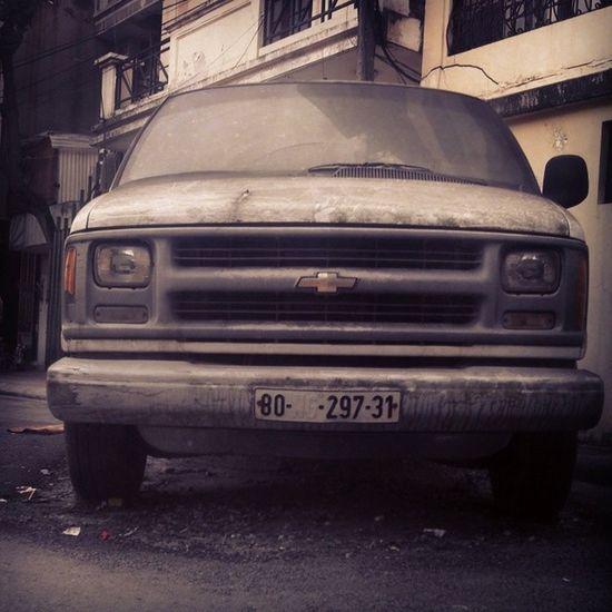Hồn hoang. Chevrolet Muscleamerican Pickup Usss