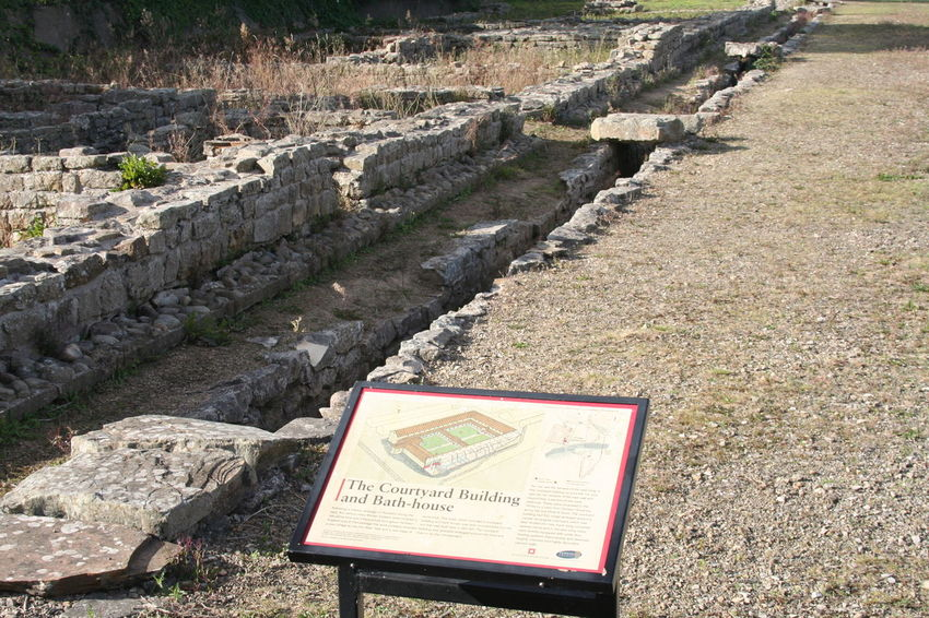 Roman fort Historic Photography Streamzoofamily Popular Photos
