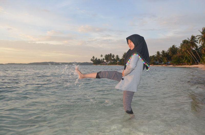 Sungguh suatu anugrah terindah bisa meminjakkan kaki di salah satu bumi allah ini. Next time, I'll be there again. 📷diamondphoto, Mentawai Island. First Eyeem Photo