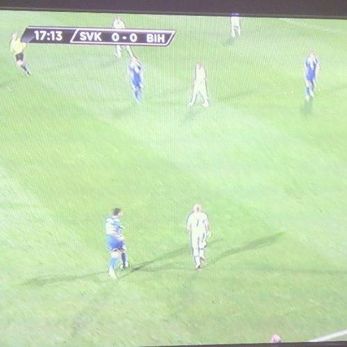 watching Football Slovakia Bosnaahercegovina