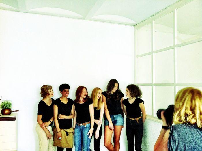 girls alarm at Studio KAMA Girls Alarm