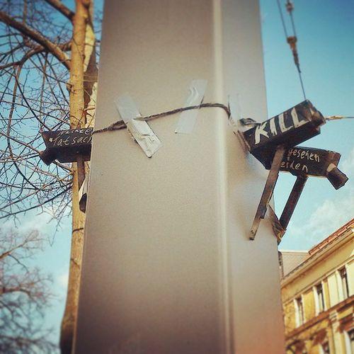 überwachungsstaat  überwachungskamera Streetartleipzig Streetart kunstimöffentlichenraum öffentlichertraum