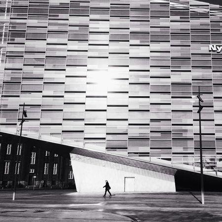 Stride by Architecture Copenhagen Blackandwhite EyeEmBestEdits