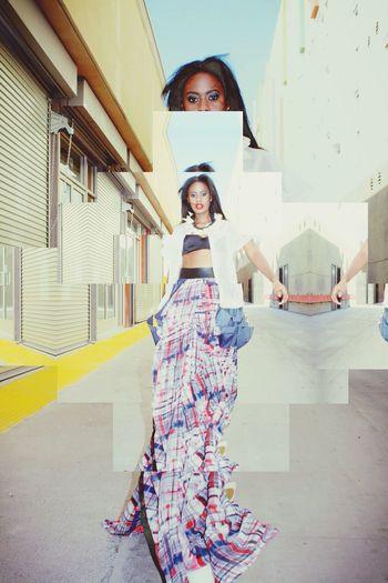 Sneak peek from my lookbook shoot for MS-Scandel Model Street Fashion Fashion
