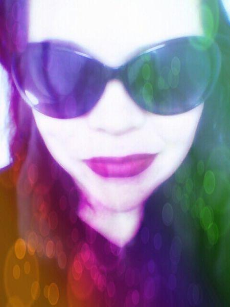 Self Portrait Colors Portrait