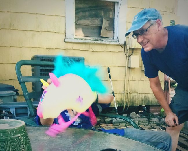 Random photo funny capture Creativity Human Arms Helmet Child's Toy Unicorn Table Chairs Table Chair House Candid Working Men Spraying Occupation Water City Cleaning Holi Residential Structure Outdoor Cafe Country House Sidewalk Cafe The Still Life Photographer - 2018 EyeEm Awards