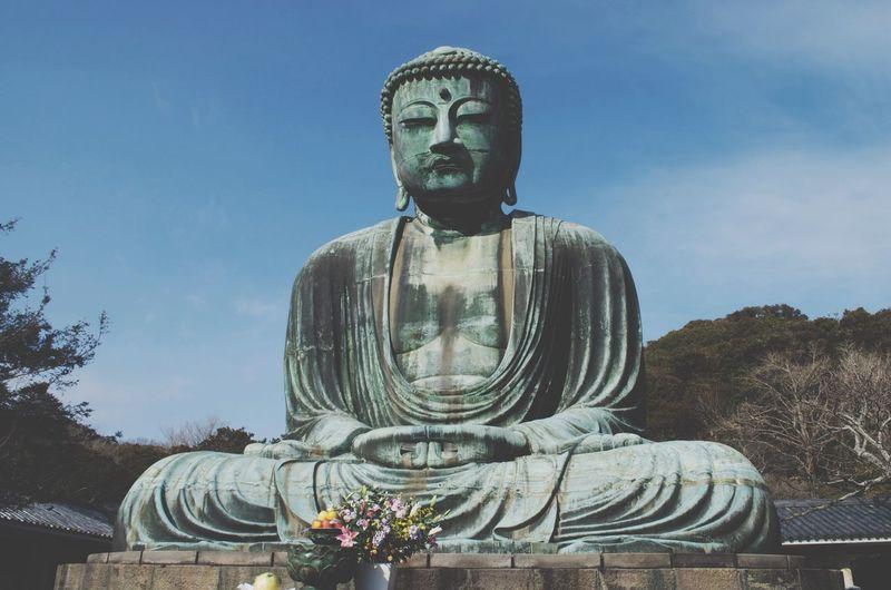 Buddha Greatbuddha Japan Kamakura