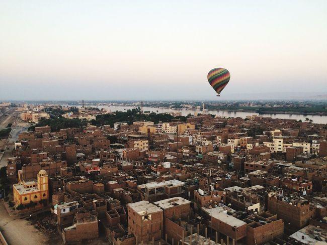 热气球 Adapted To The City