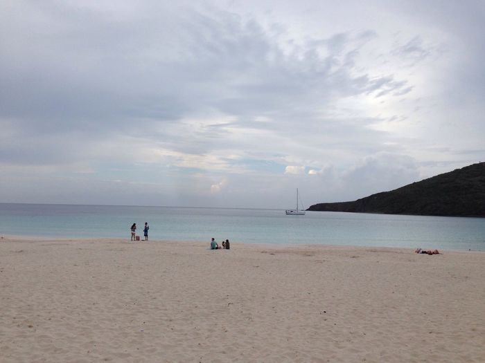 Pauletta's Enjoying Life Clouds And Sky Isla Culebra