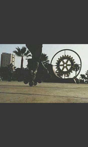 Rotary Skates Twowheels
