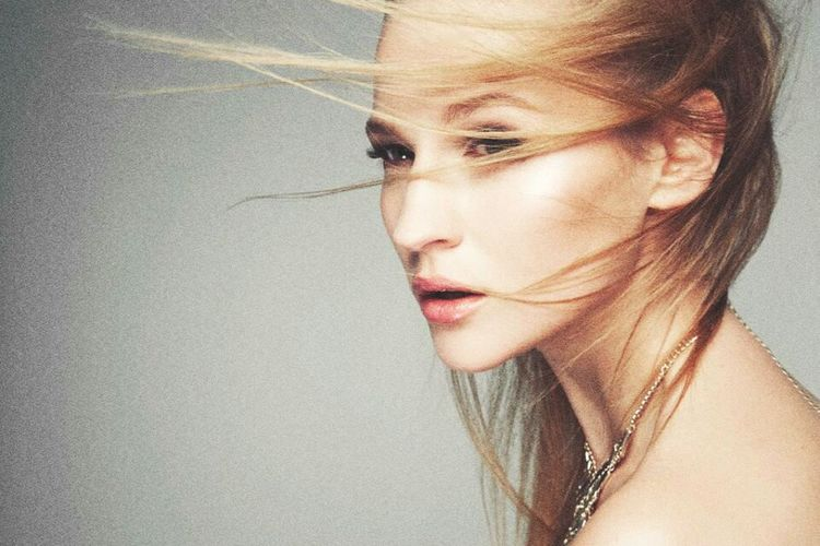 Mangda Model Portrait Photography 1906now Studio Studio Photography Beauty Make Up Makijaz