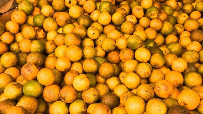 Naranjas Citrus Fruit Food Market Fruit Freshness Backgrounds No People Nature