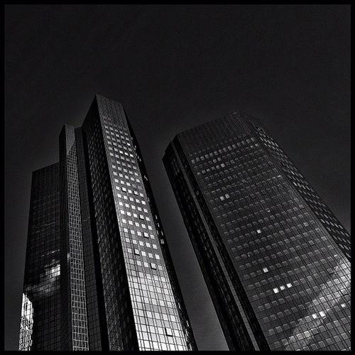 DBFFM Germany Buildings Bw Frankfurt Bnw Ffm Monochrom Architecture Streetphotography City Blackandwhite Structure Building