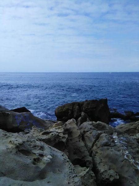 Thebeach Beach Sky Nature Water Sea Tranquility Newport Beach Corona Del Mar Beach Corona Del Mar Beachlife Beachlover Fiestaenlaplaya Solymár First Eyeem Photo
