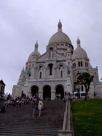 Architecture Built Structure Cathedral Church Culture Famous Place France Historic History Paris Paris, France  Religion Spirituality