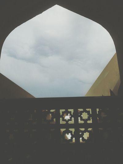 سماء غيم مطر